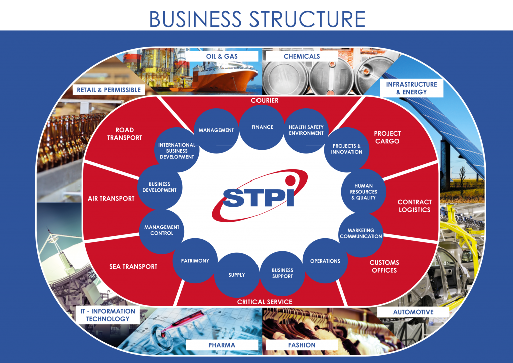 STPI--BUSINESS-STRUCTURE